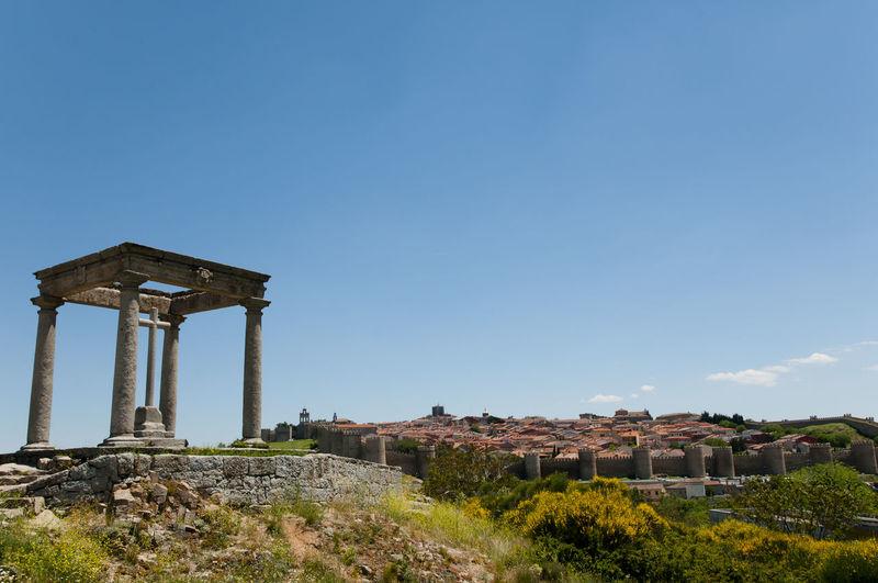The Four Posts Avila City Four Posts SPAIN Town