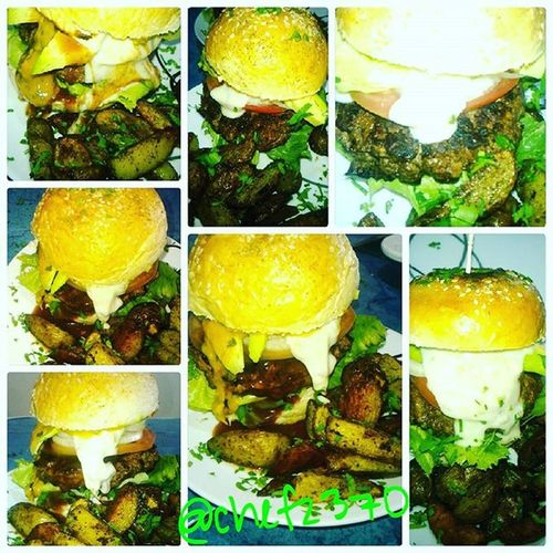 Burgertime Myburgers Instamoments Venezuela