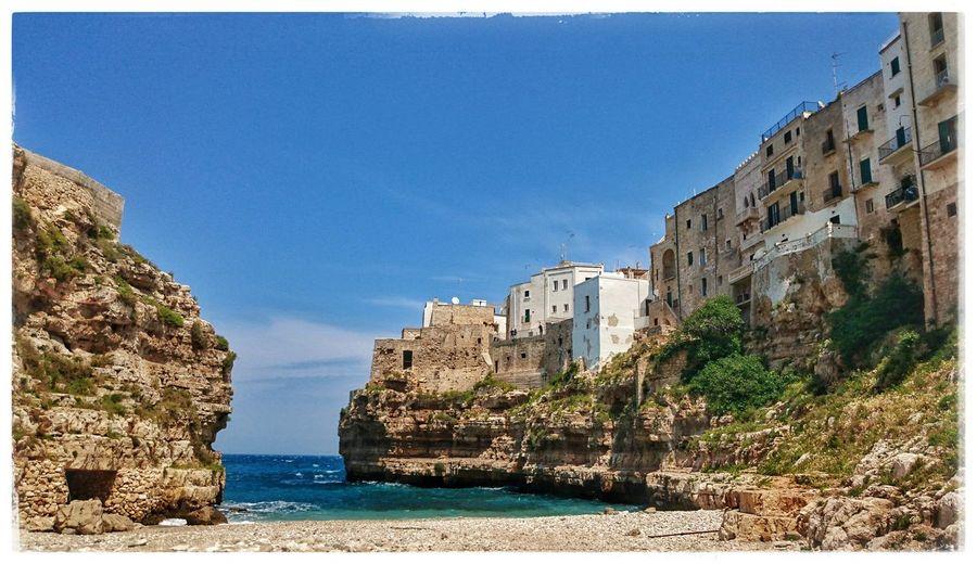 Das ist also Italy Italiensehnsucht Iloveitaly Polignanoamare Holiday Spirit