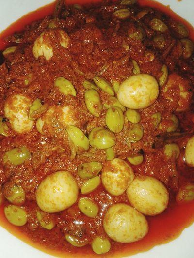 Petai foods
