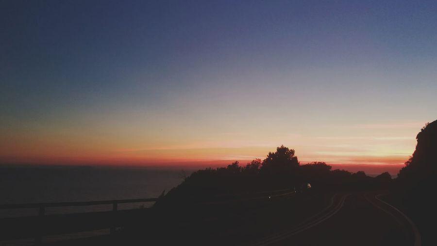 not seen Sunset