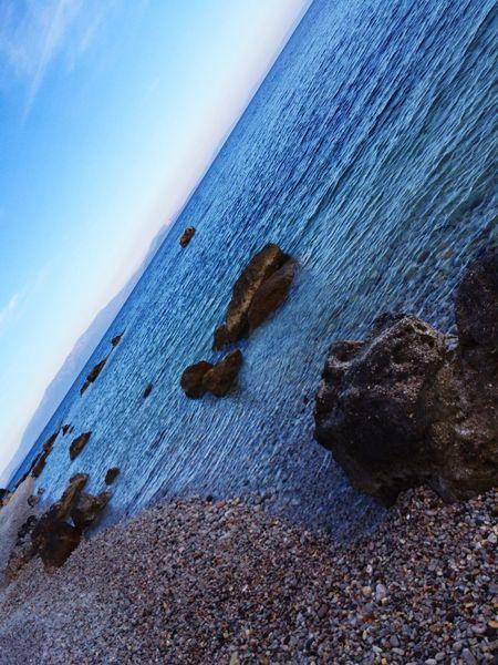 Sea Chios Island Enjoying Life