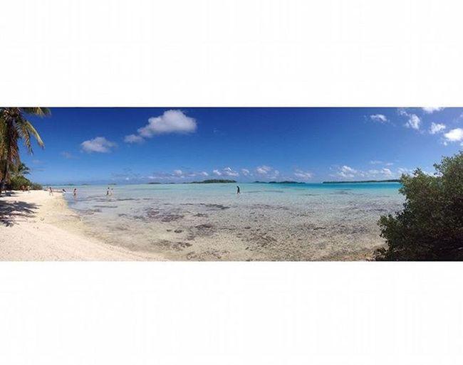 Le Lagon Bleu Polynésiefrançaise Rangiroa Amazing Viewpoint