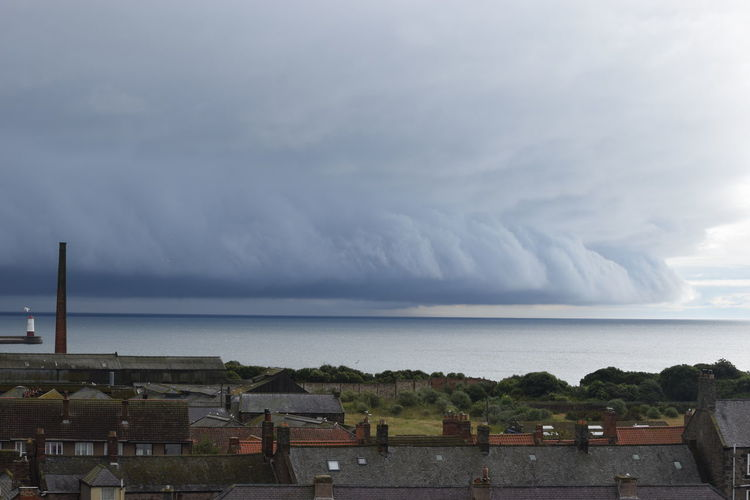 Overcast Storm