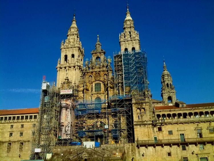 Architecture Beautiful EyeEm Galicia Camino De Santiago De Compostela Building Exterior Travel Destinations Obras Getty Images