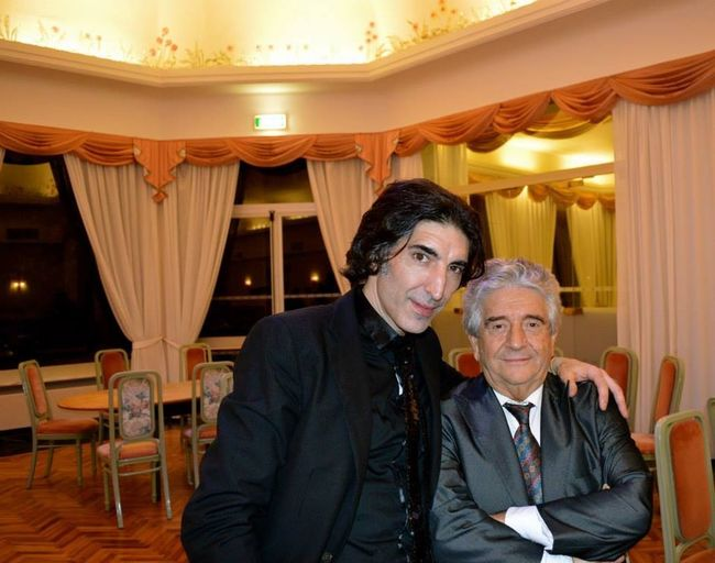 Arteetra Sanremo Art Musica Grangala Festival Di Sanremo Italy || Personaggiopubbli Vip Big #interviste #maxstefany #famouse