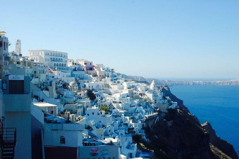Grèce, Santorin
