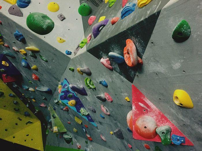 Rock Climbing Alternative Exercise