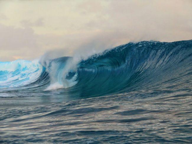 Wave Sea Power In Nature Sky Surf Crashing Coast Rocky Coastline Tide Seascape A New Beginning