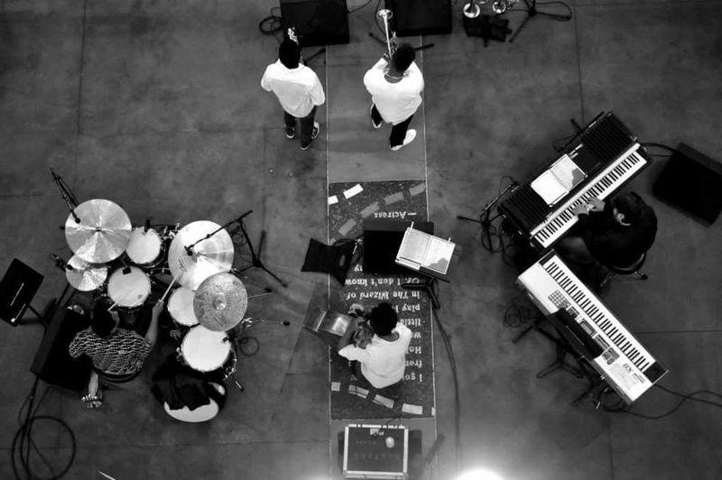 43 Golden Moments Jazz Jazz Band Jazzfrombeyond Jazz Festival Lasvegas Jazzy Blackandwhite Music Peopletogether People Together Sommergefühle