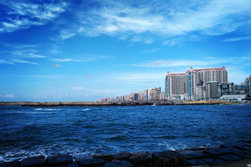 Alexandria Mediterranean Sea First Eyeem Photo