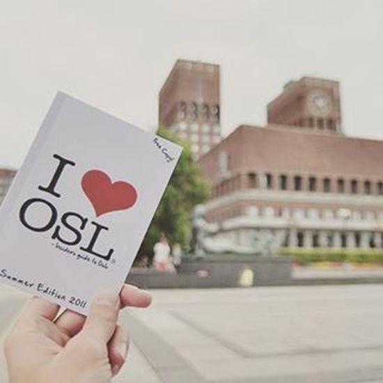 I 💙 Oslo   Oslo, Norway Travel Oslo Norway