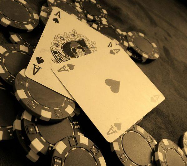 Poker Skillcam Chips Win