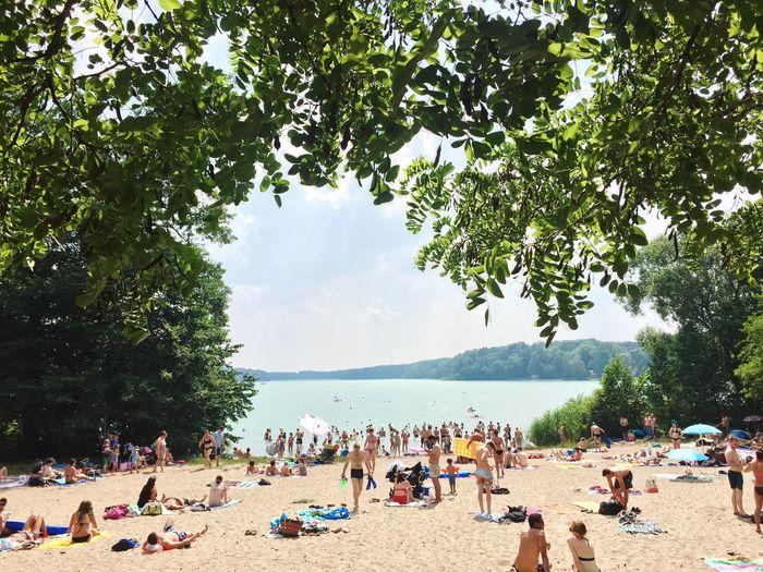 Badesee Lake