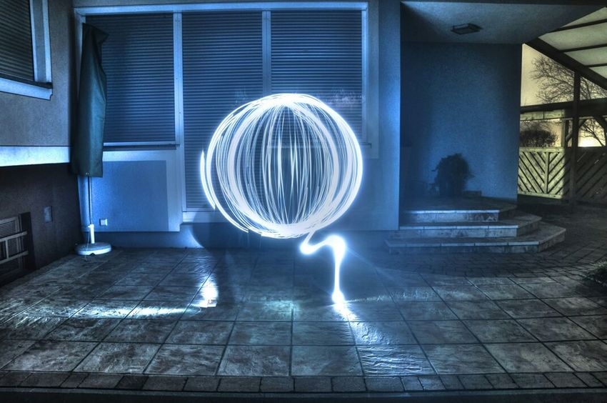Lightpainting Check This Out Orbs