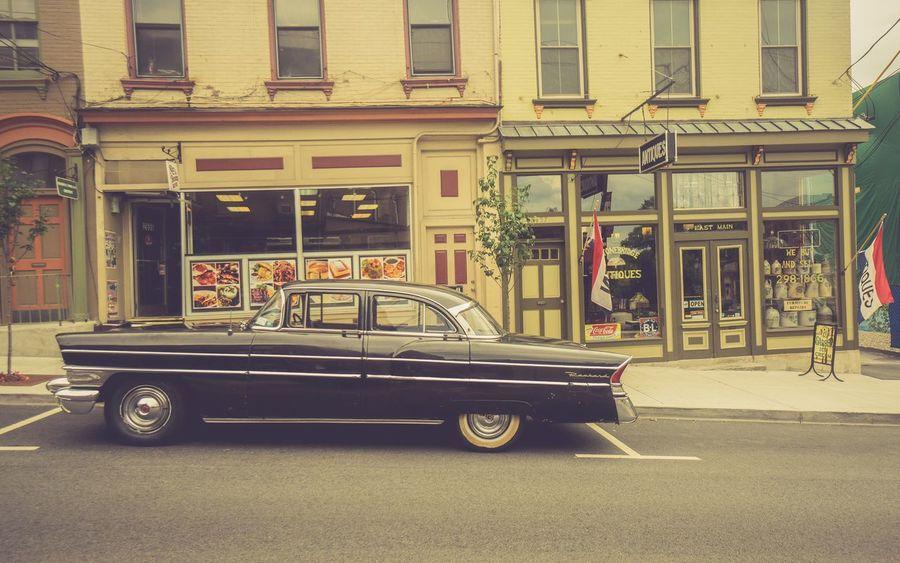 Packard Classic Car Classic Cars