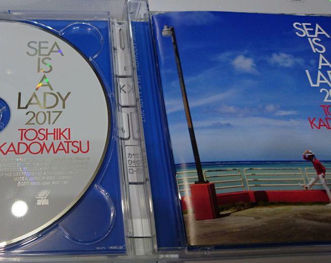 昨日 Amazon さんから届いた 神譜 SeaIsaLady2017 ヘビロテぃいて ちぅ♡絶対 お勧め 出来れば聴いて下さいねー 角松敏生 中山薫 本多雅人 押し倒したい Music Jazz Fusion 美里