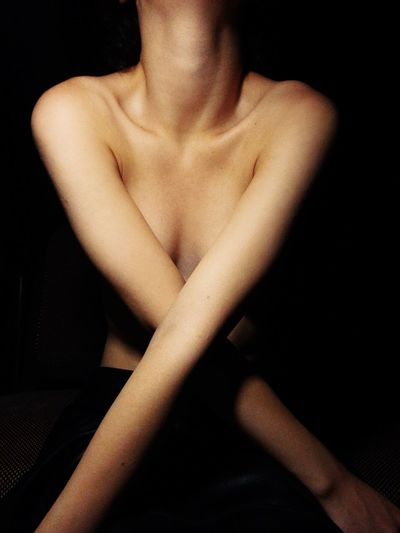 Bw Nude-Art