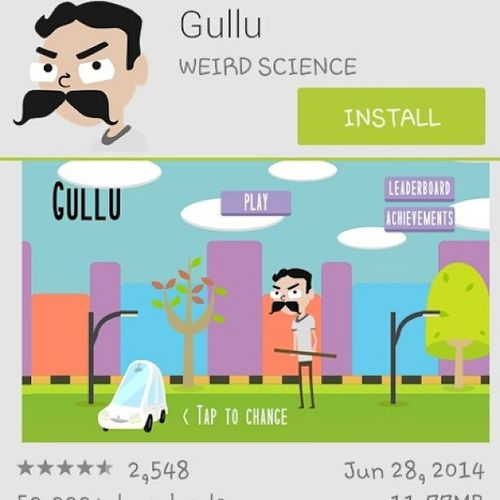 Güllü But Android Game lol