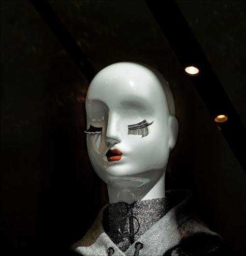 Mannequin Abstract Mannequin Head Mannequin Mannequin Attack! Mannequin Still Still Life