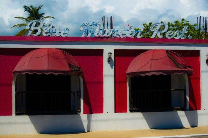 Blue Marlin Restaurant Seaside Guanica, PR Puerto Rico