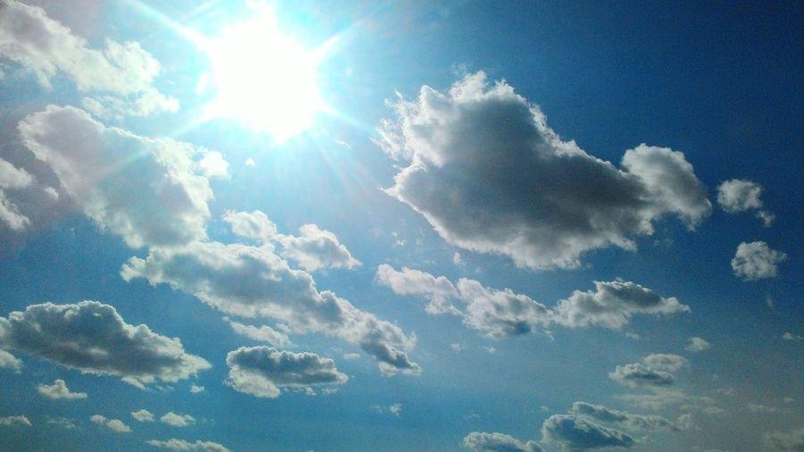 Again And Again Sun And Sky 🌞☁☁