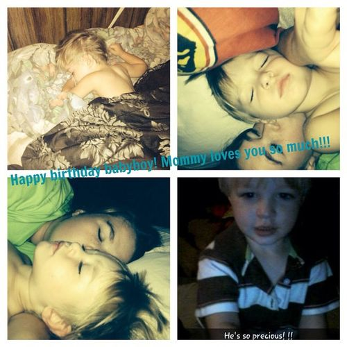 Happy birthday babyboy!!!! I love you so much! Can't believe just two years ago we were in the hospital! You have grown up so much and made mommy so proud!!! I love you babyboy forever and always!!! Proudmama Bignumber2 Mommysworld SoSweet Babyboy Iloveyouson MyBoy