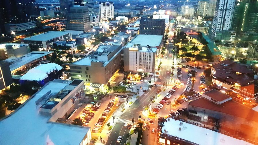 Citylights City Street Modern