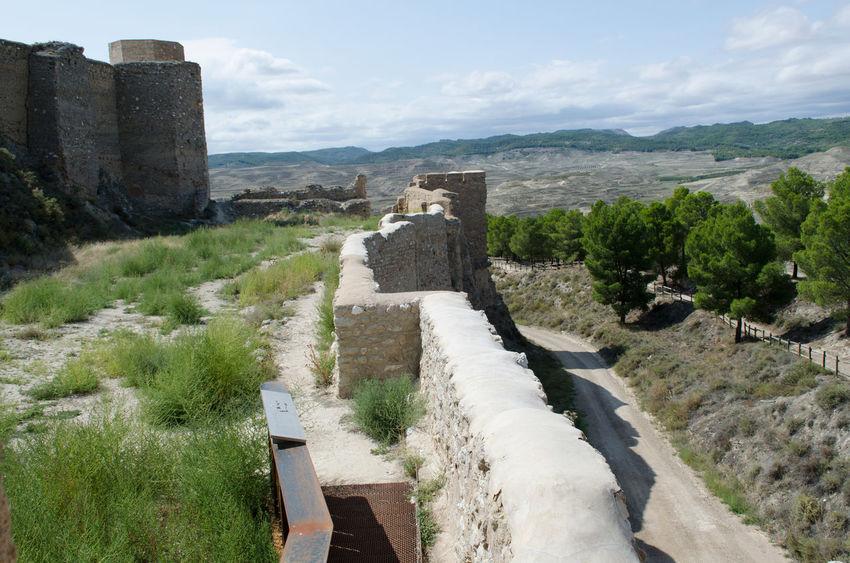 Calatayud, la ciudad de los castillos, parque y Castillo de Ayub. 2015  Calatayud Day Eddl History No People Outdoors Sky Tourism Travel Destinations