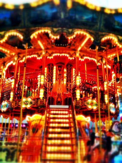 Beautiful Carousel EyeEm Best Shots Carousel Dreams