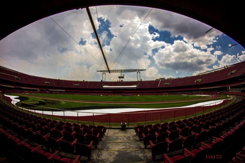 Estádio Sincero Pompeu De Toledo Morumbi SPFC São Paulo Brasil Brazil