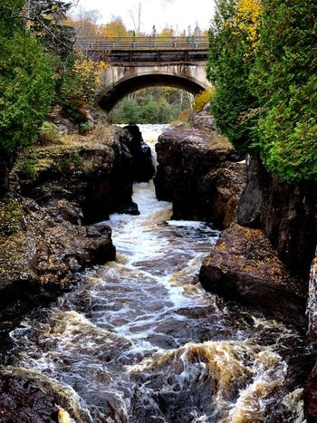 Bridge Bridge - Man Made Structure Water Connection Architecture Built Structure Nature River Day Tree Flowing Water Arch Bridge Flowing Outdoors No People