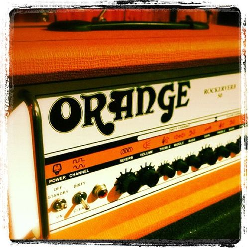 Picoftheday Photooftheday Orange Ampli
