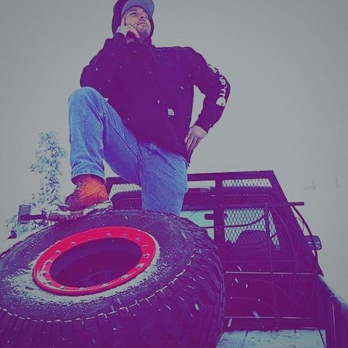 Gazing Gazingintotheunknown Badass😂 Lifedtrucks 4x4 Trucks Snow ❄ MtHoodOregon Memories ❤ MomentsToRemember