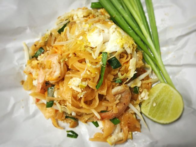 Padthai FriedNoodles Delicious Foodporn Foodphotography Thai Thailand Thai Food