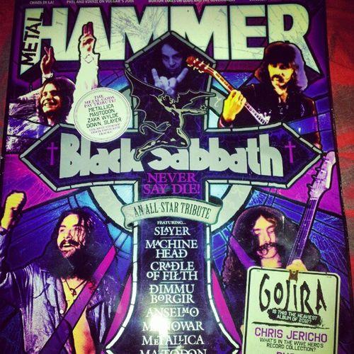 Grafiche superiori Metal Hammer Sabbath