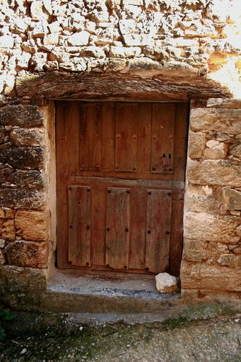 Door Closed Outdoors No People Wood - Material Built Structure Entrance House Architecture Day Building Exterior Close-up