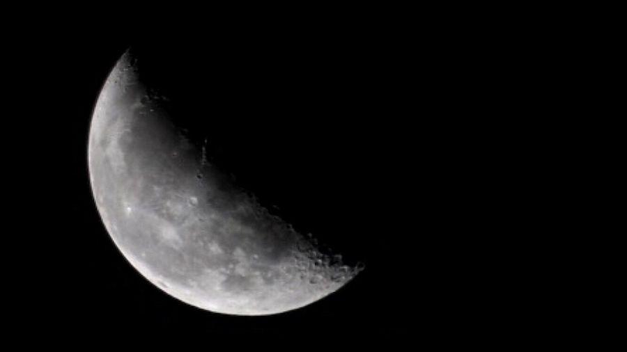 My lady Moon (