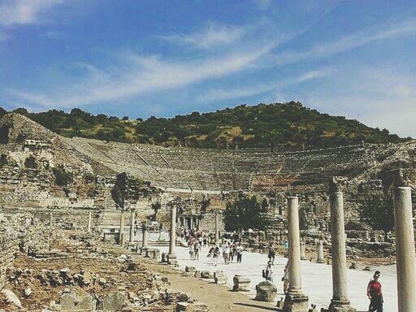 Summer 2014 Ephesus Turkey Walkabout
