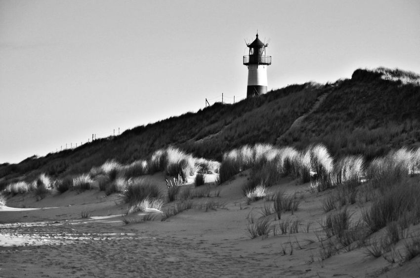 Lighthouse Light And Shadow Beach Life Is A Beach Sylt Popular Photos Taking Photos Amazing View Sky Traveling