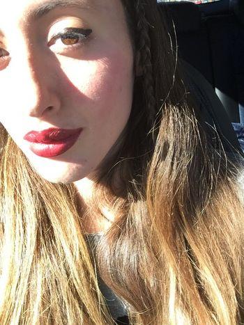 Sono illuminata 🤗 Selfie ✌ Face Beautiful That's Me! Long Hair Smile ✌ Lips Eyes Girls Hair Taking Photos Love Smile That's Me Girl Colors Like Photos Color Enjoying Life Cool Photo Lovely Kiss Eye