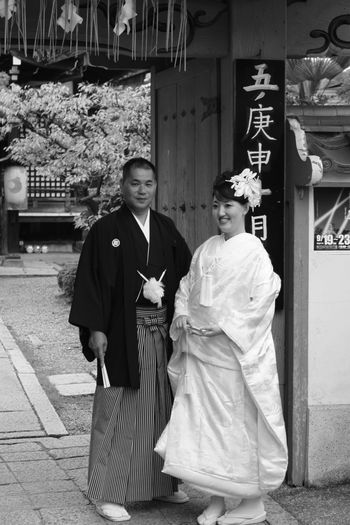 Black And White Culture Dress EyeEm Best Shots Japan Japanese Wedding Kyoto Local Typical Wedding Wedding Dress Weddings Around The World Showcase: November