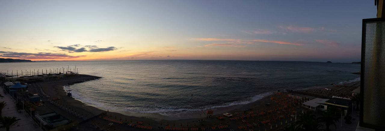 The Purist (no Edit, No Filter) Nofilter Seaside Seascape Mare Panoramic Photography Panoramic Panoramic View Alba
