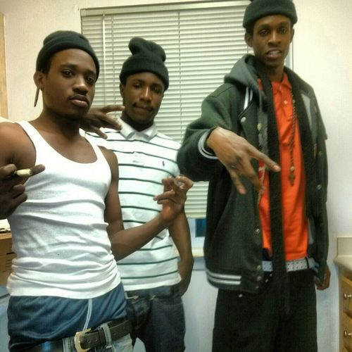 3 black mutta fuckers