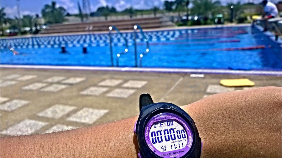 Training time 🏊 Swim Swimming Pool Swimming Pool Pool Time Relaxing Peace And Quiet Taking Photos Training Time Excercising