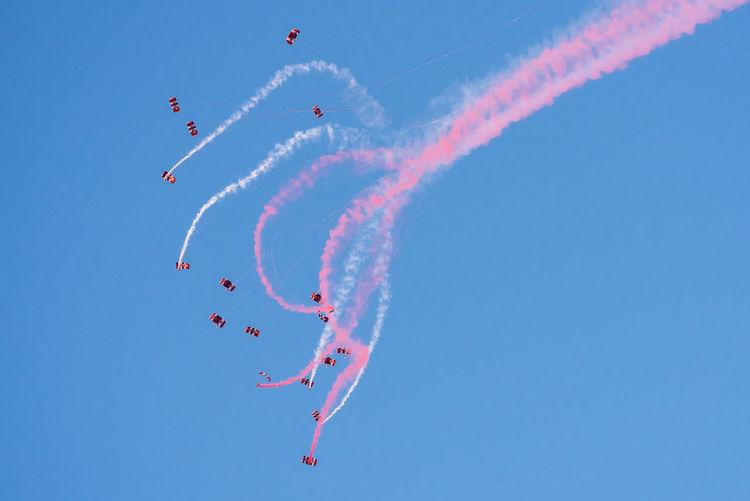 Qatar national day airshow
