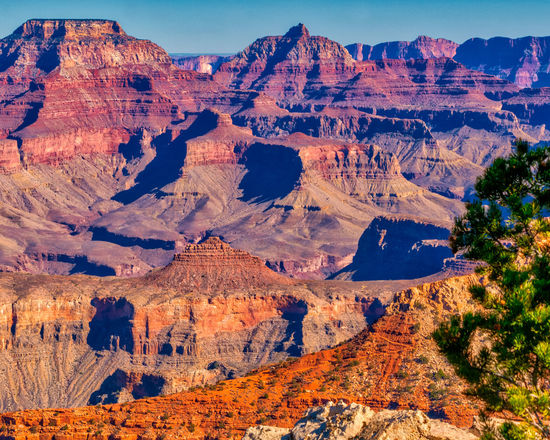 #grandcanyon Arid Climate Beauty In Nature Day Desert Geology Landscape Mountain Mountain Range Nature No People Outdoors Physical Geography Rock - Object Rock Formation Rock Hoodoo Scenics Sky Tranquil Scene Tranquility Travel Destinations