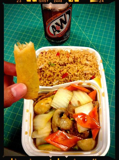 Lunch Lunch Time! Bon Appetit Chinese Food