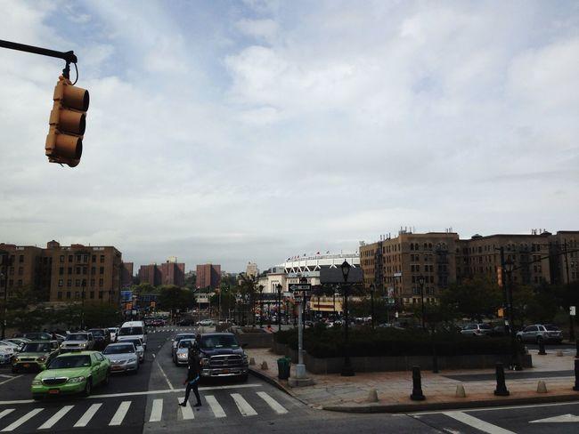 Glitch Light Bronx Nofocus  Streetphoto_bw