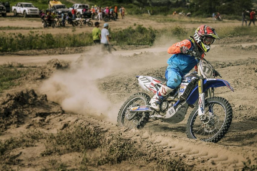 Motocross Dust Transportation Field Only Men Speed Adult One Person Motion Riding Land Vehicle Headwear Sport One Man Only People Off-road Vehicle Adults Only Men Competition Rural Scene Sports Race Motocross❤️💛💚 Enduro Racing Endurobike Endurocross